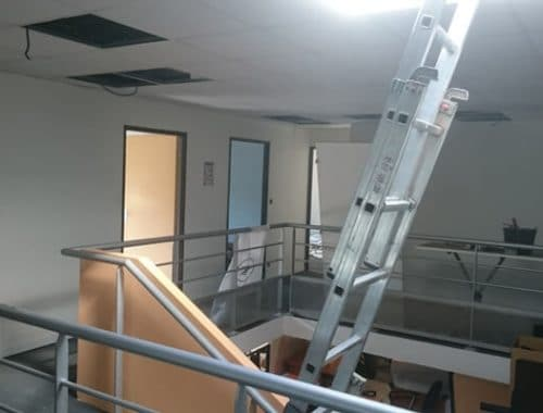 Catorze rénovation de bureau